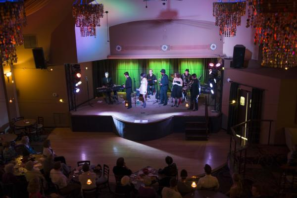 Heartland Sings 2016, Performing at the Philmore on Broadway