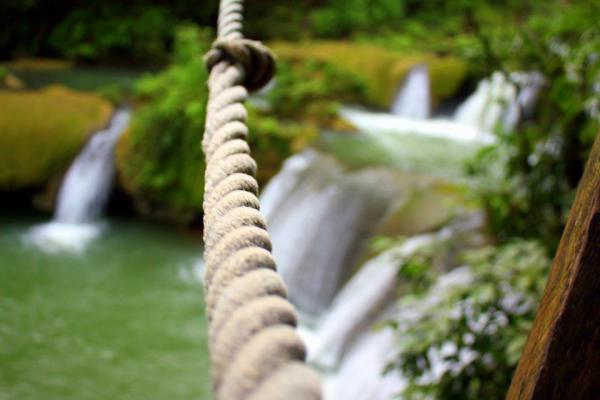 Rope Swing YS Falls