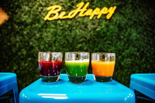 Tipsy Carrot Fresh Pressed Juice Trio - NOTO Topeka, KS