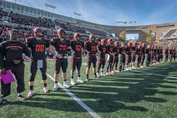 Princeton Football Princeton/Yale