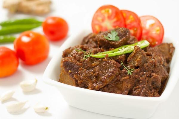 Mutton Bhuna Ghosh at Mai Colachi BBQ & Grill