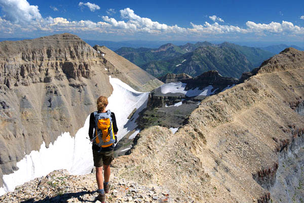 12 New Year's Resolutions to Conquer in 2019 in Utah Valley - Hike Mt. Timpanogos