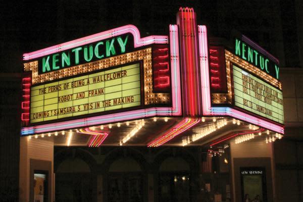 The Kentucky Theatre