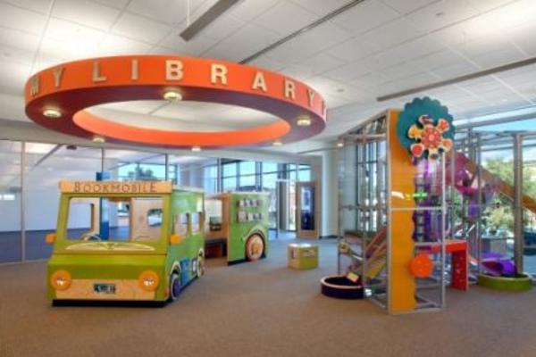 Laramie County Library logo