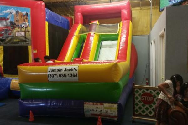Jumpin' Jacks Family Fun Center