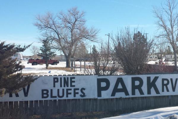 Pine Bluffs Wy >> Pine Bluffs Rv Park