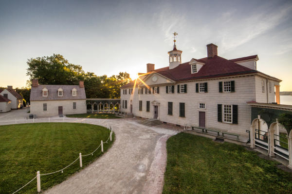 Mount Vernon Sunrise