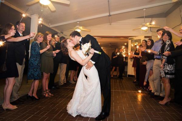 Whitman Wedding Oak Lodge