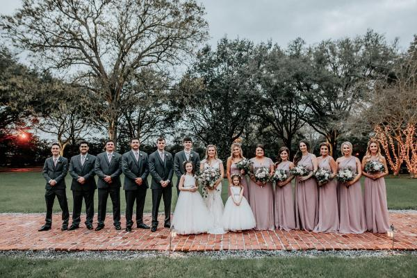 Day Wedding Bliss Photography White Oak