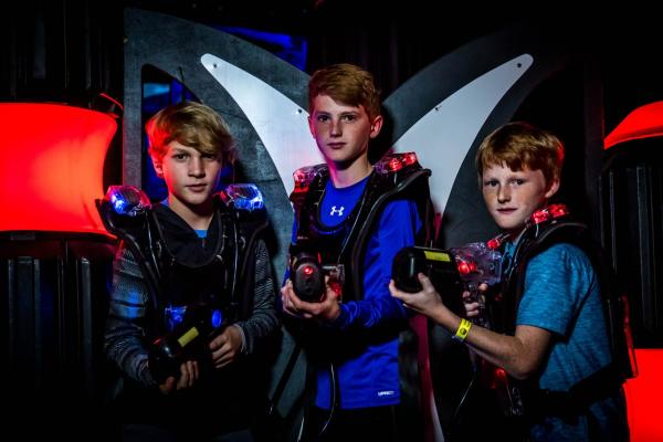 Grand Station Lazer Tag Kids