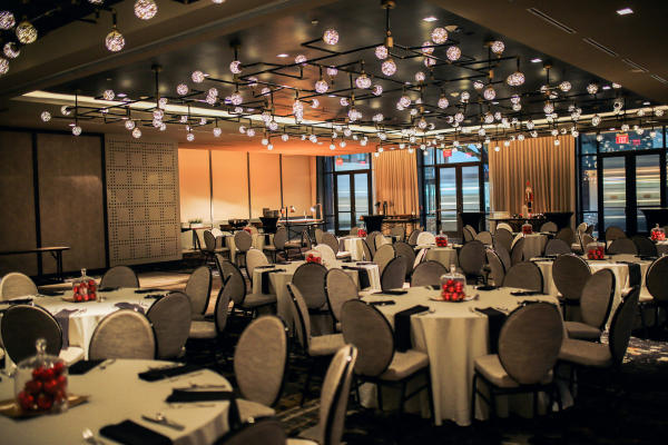 George ballroom