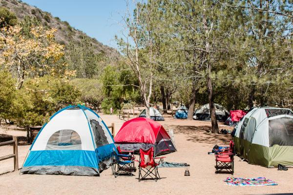 Hermit Gulch Campground