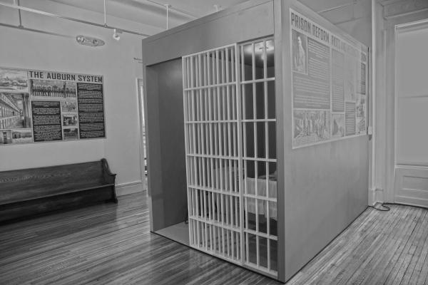 Cayuga Museum - Behind the Wall Exhibit of the Auburn Correctional Facility