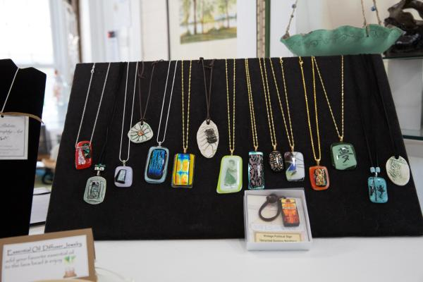South Shore Artisans - Holiday Shopping - Necklaces and Jewelry