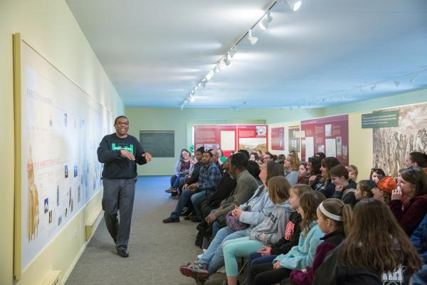 Tour at the Harriet Tubman Home