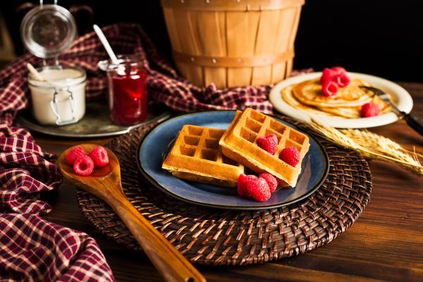 New Hope Mills - Waffles