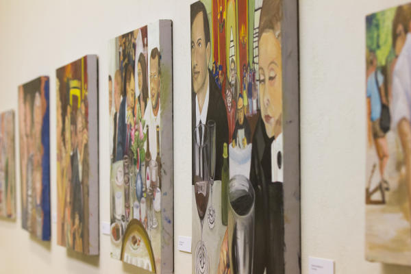Schweinfurth Art Center - Exhibit