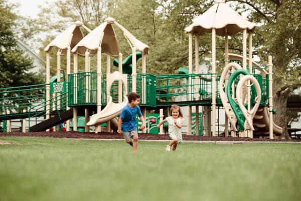 Coffman Park Family Fun
