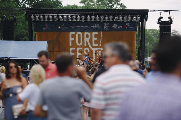 Fore!Fest Live Music