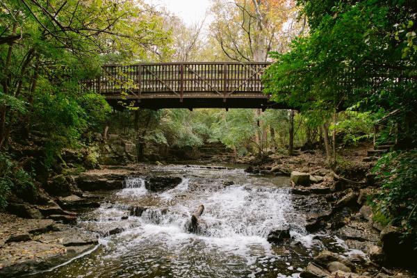 Indian Run Falls