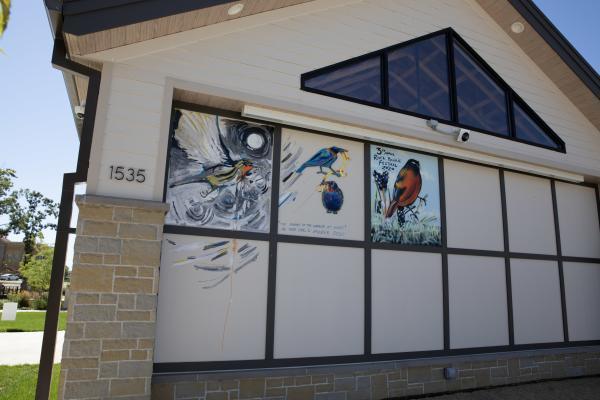 River Prairie Murals