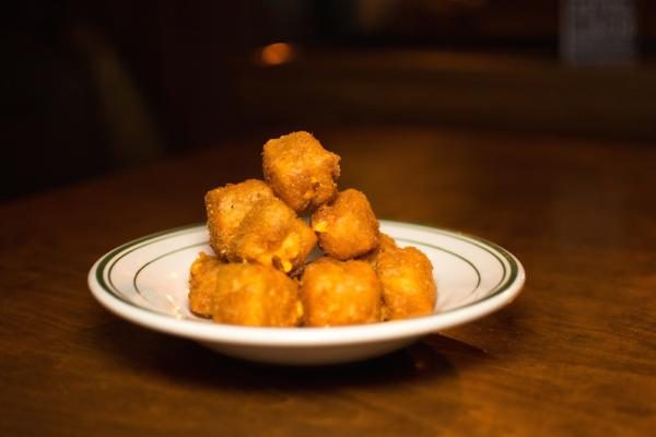 Favorite Cheese Curds - Dooleys