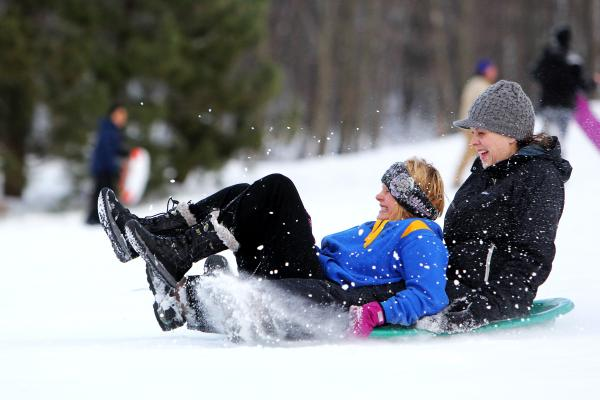 Pinehurst Sledding Hill