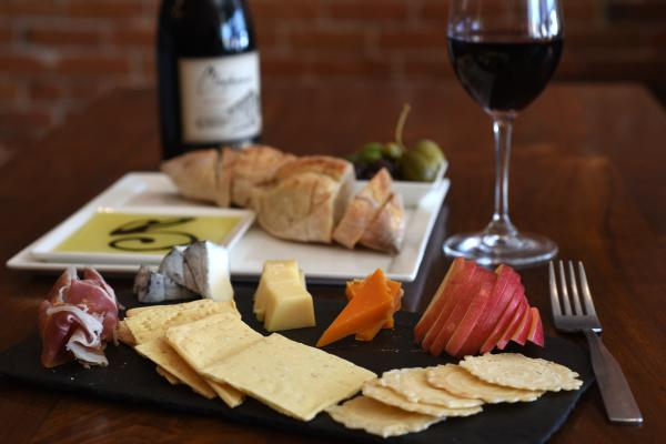 Welsh Rabbit, Cheese & Wine