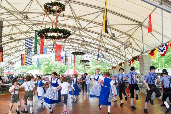 Germanfest 2016 - Headwaters Park in Fort Wayne, Indiana