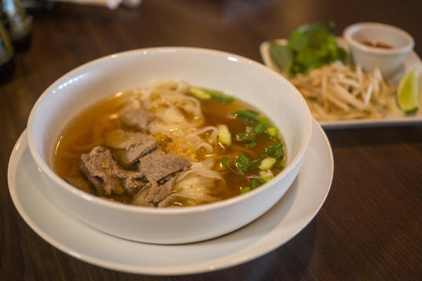 Nori Asian Fusion - Thain Noodle Soup - Fort Wayne, IN