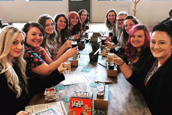 Hop River friends