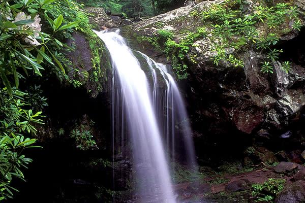Grotto-Falls