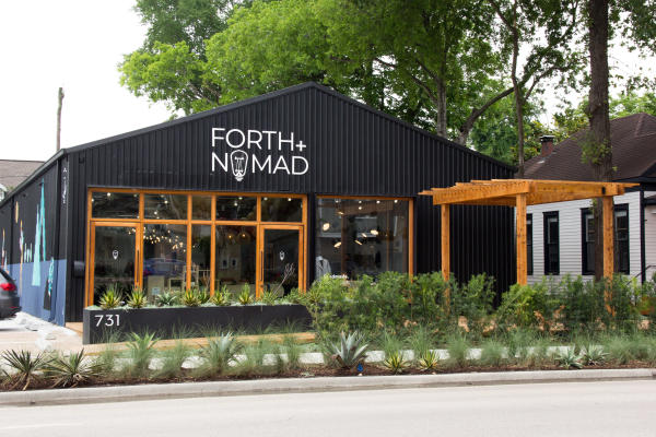 Forth And Nomad Storefront