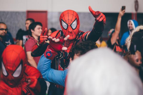 Spiderman Comicpalooza