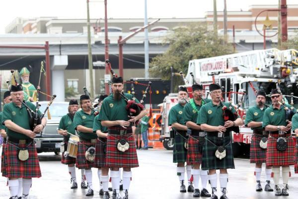Houston St. Patrick's Day Parade