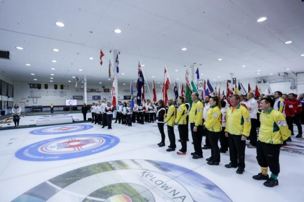 World Mixed Curling Opening Ceremonies