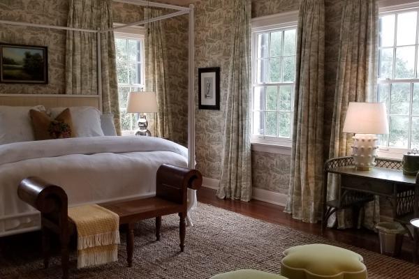 The Della Belle Le Jardin Suite