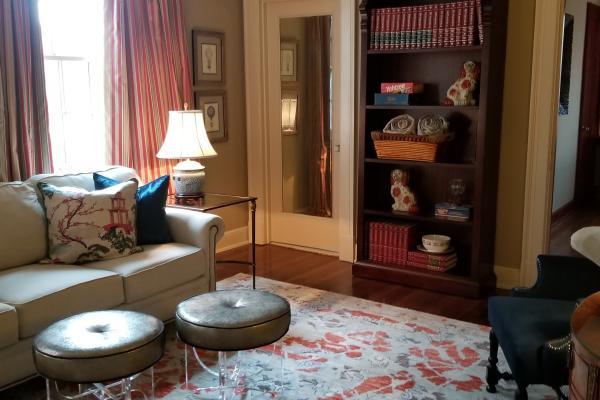 The Della Belle Parlor Suite