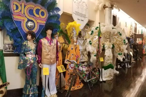 Mardi Gras Museum Main Hall