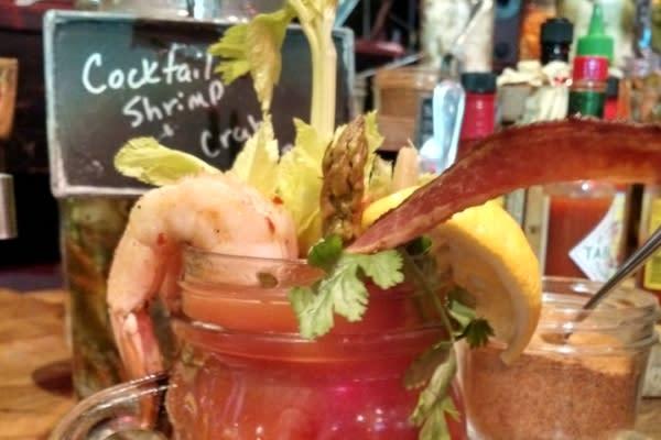Jack Daniel's Bloody Mary