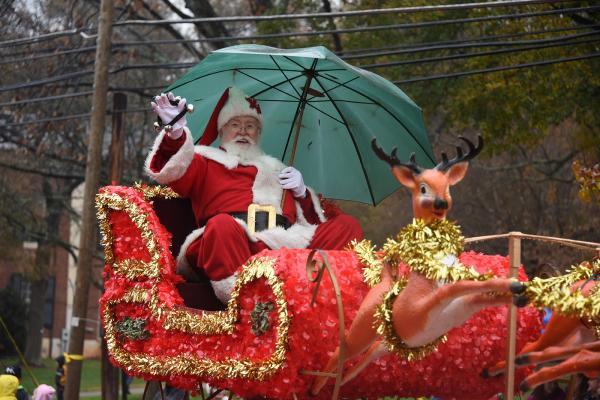 North Meck Christmas Parade
