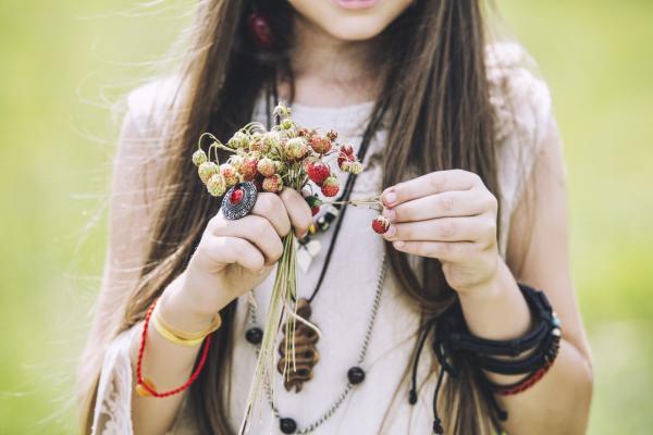 hippy kid