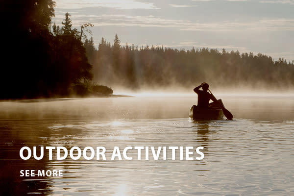 Outdoor Activities, Home is where the heart is