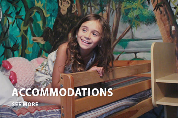 Accommodations, Home is where the heart is