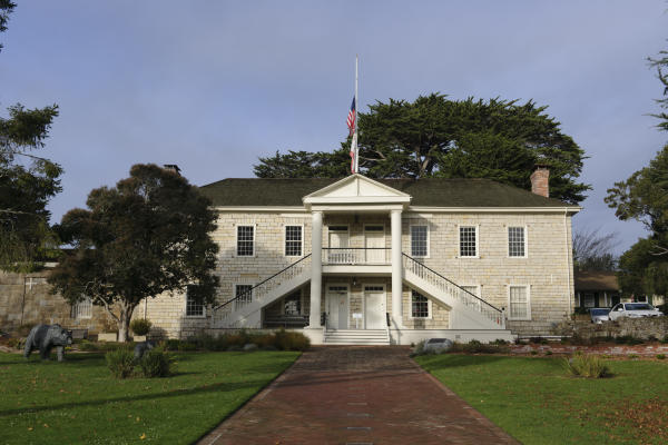 Colton Hall, Monterey