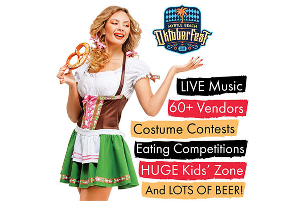 11th Annual Myrtle Beach Oktoberfest