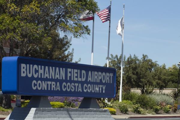 Buchanan Field Airport