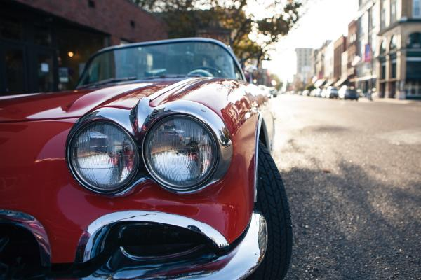 Paducah Broadway - Classic Summer Road Trip