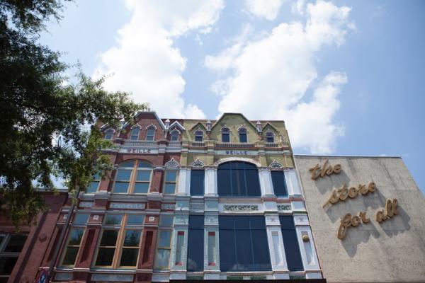 Historic Downtown Paducah Shopping