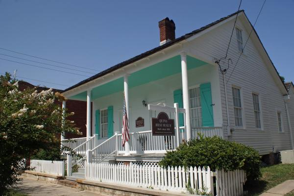 quina house and museum